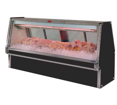 Howard-McCray R-CFS34E-8-LED display case, deli seafood / poultry