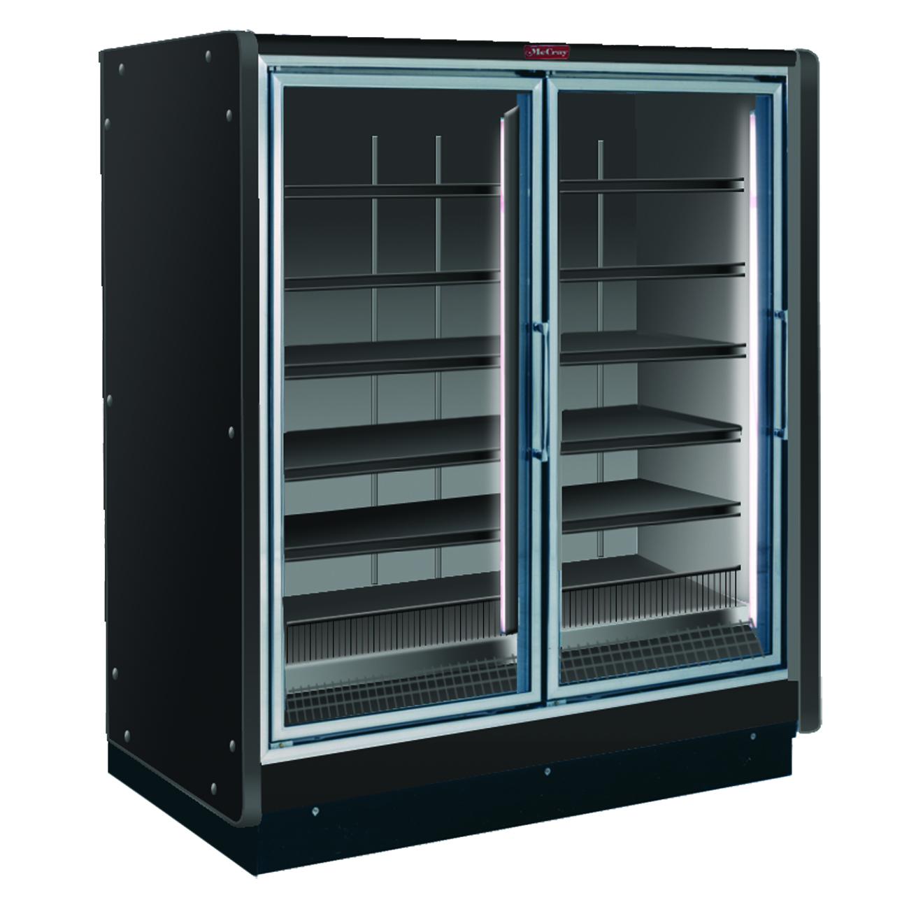 Howard-McCray RIF2-30-LED-B freezer, merchandiser
