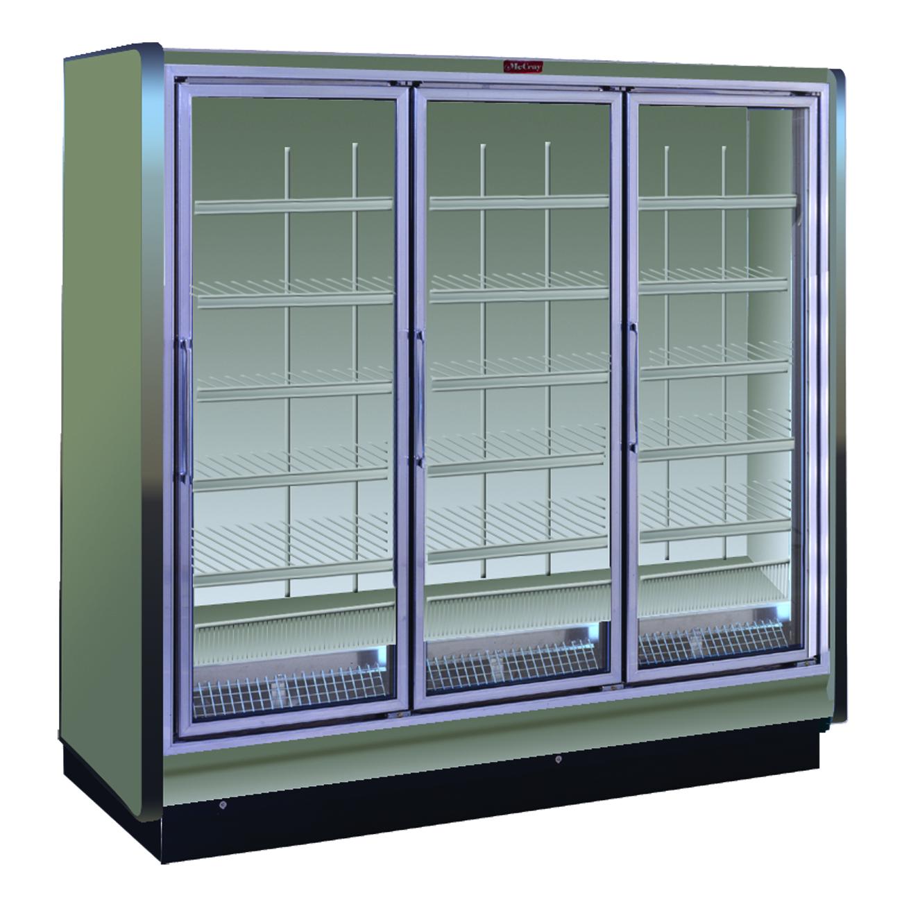 Howard-McCray RIF3-30-LED-S freezer, merchandiser