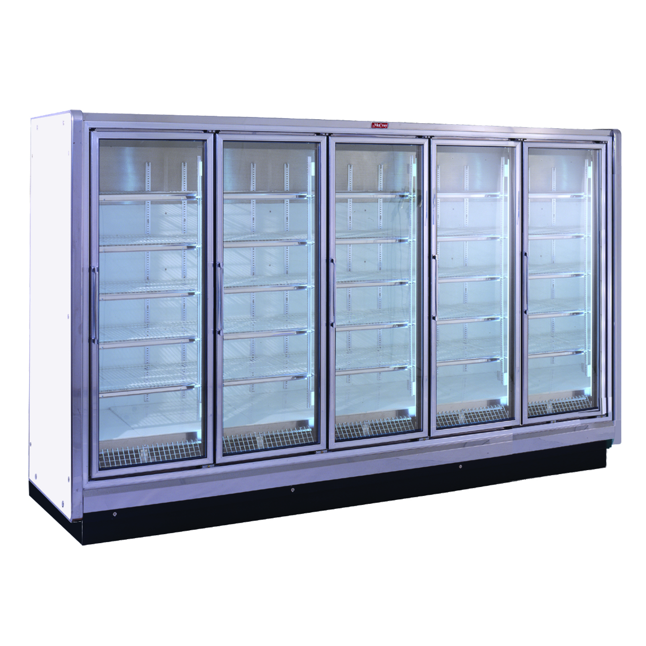 Howard-McCray RIF5-24-LED-S freezer, merchandiser