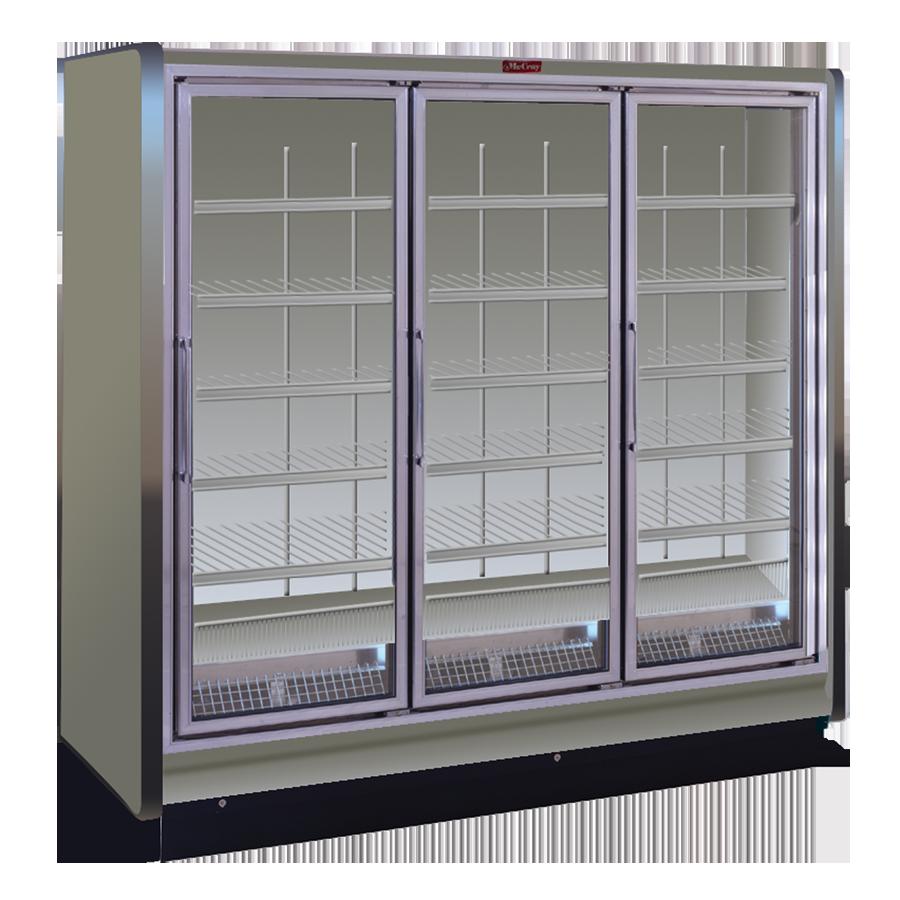 Howard-McCray RIN3-24-LED-S refrigerator, merchandiser