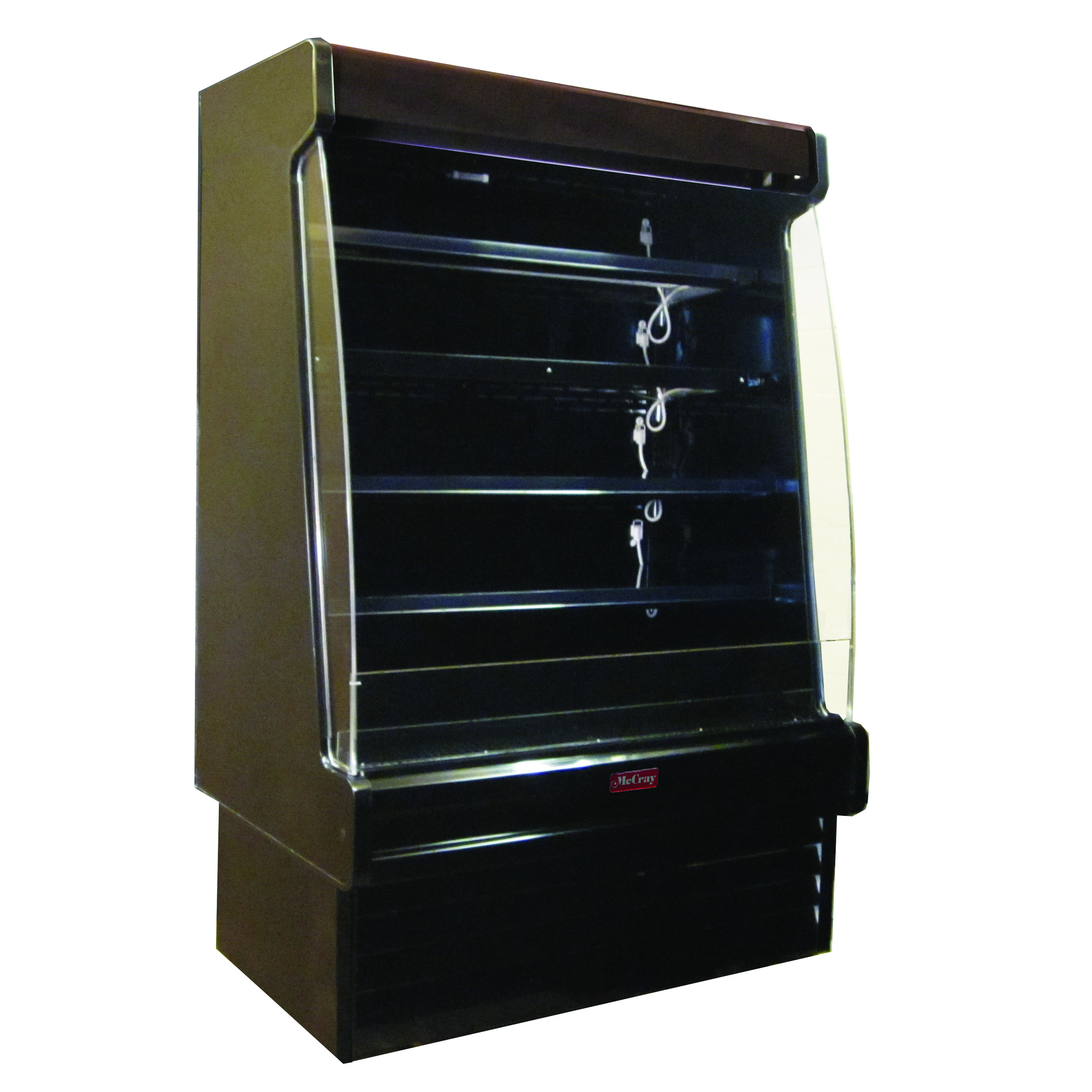 Howard-McCray R-OD35E-6S-B-LED merchandiser, open refrigerated display