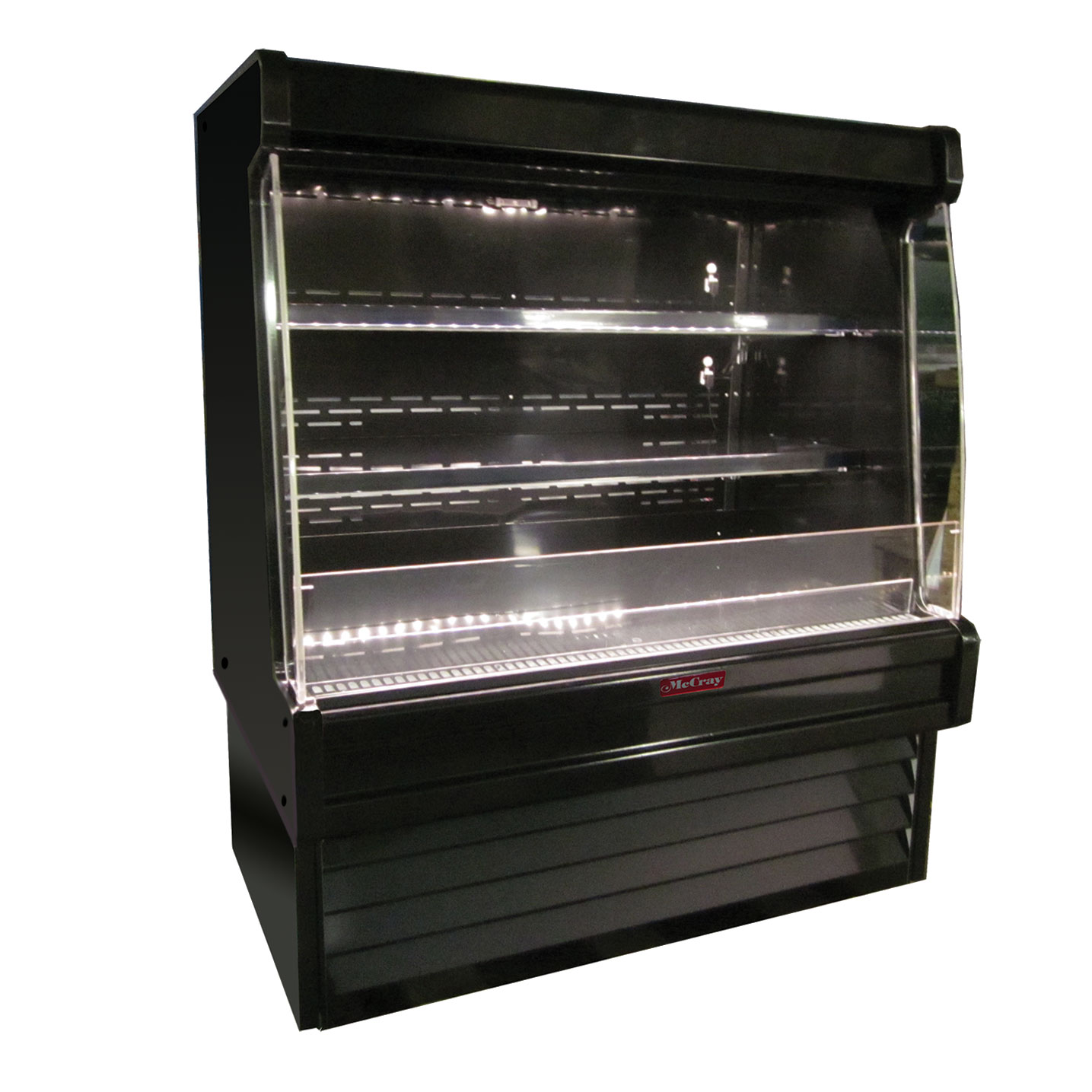 Howard-McCray R-OP35E-3L-B-LED display case, produce