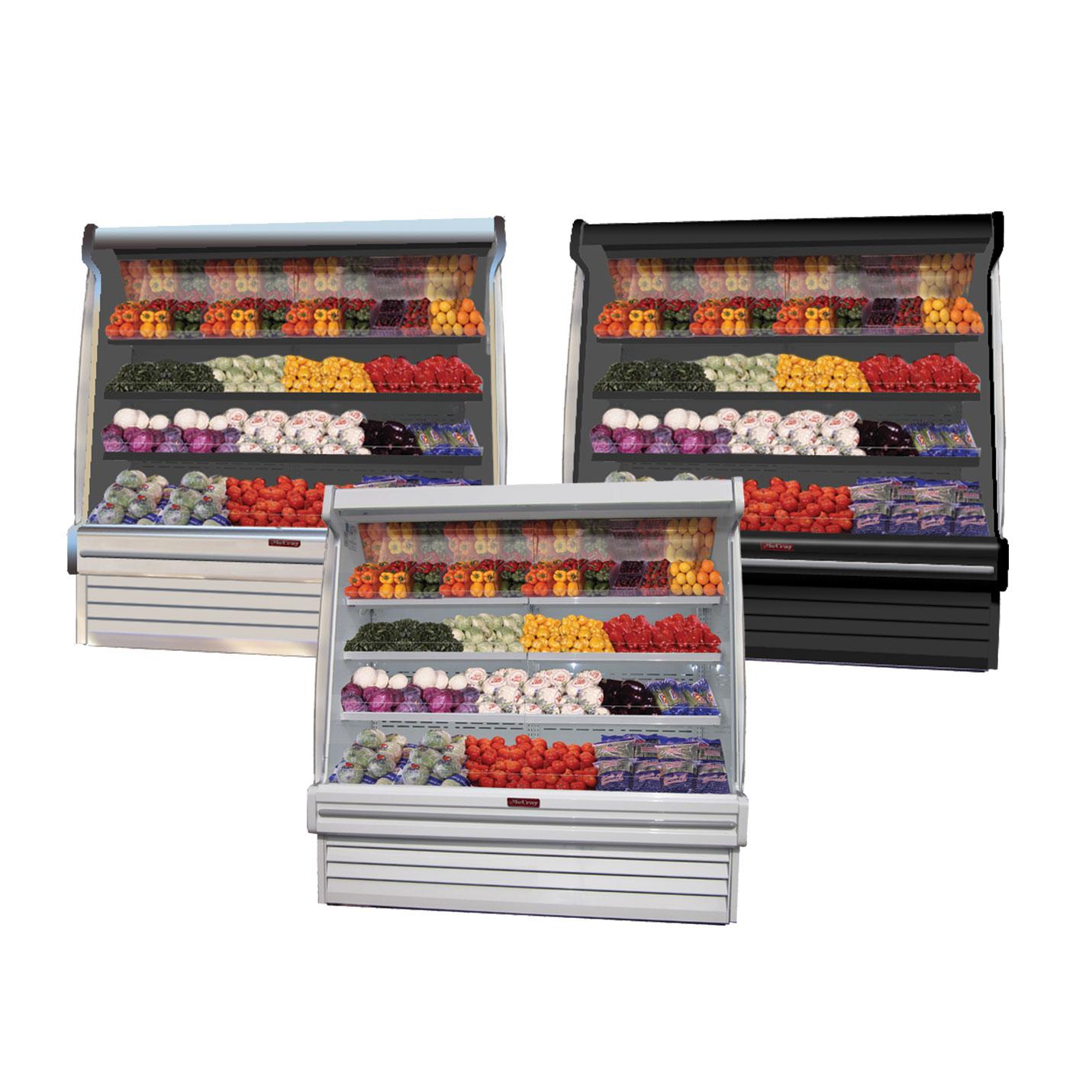Howard-McCray R-OP35E-6S-B-LED display case, produce