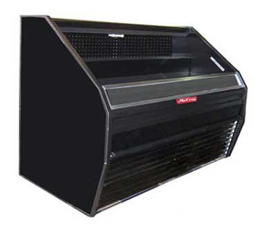 Howard-McCray S32E-6-B merchandiser, open refrigerated display
