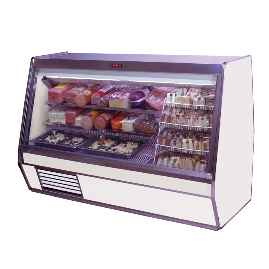 Howard-McCray SC-CDS32E-4PT-LED display case, refrigerated deli
