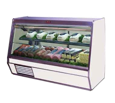 Howard-McCray SC-CDS32E-6-LED display case, refrigerated deli