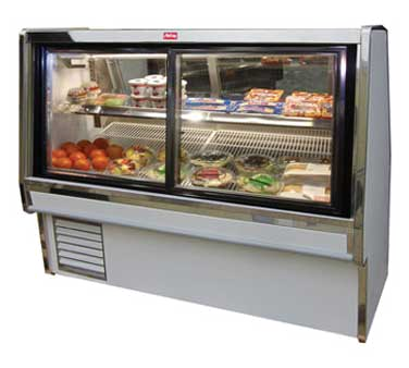 Howard-McCray SC-CDS34E-8PT-LED display case, refrigerated deli