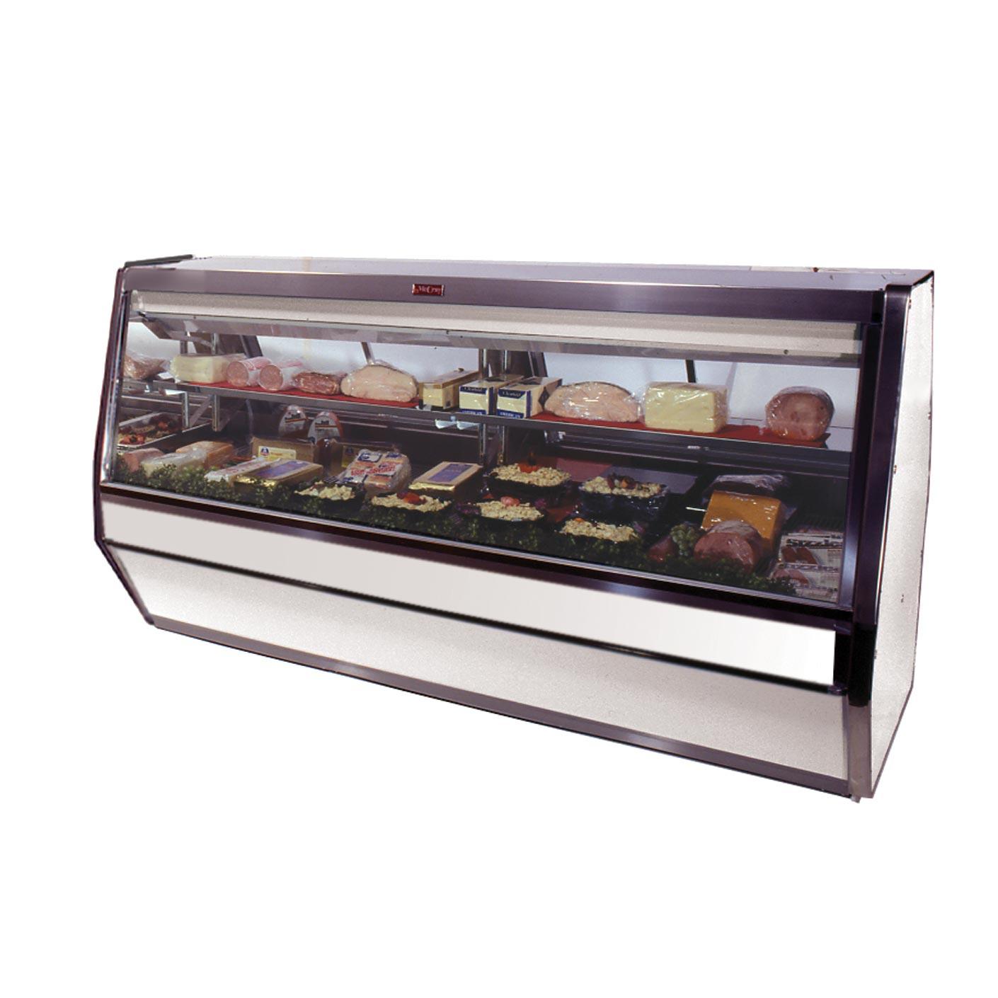 Howard-McCray SC-CDS40E-12-S-LED display case, refrigerated deli