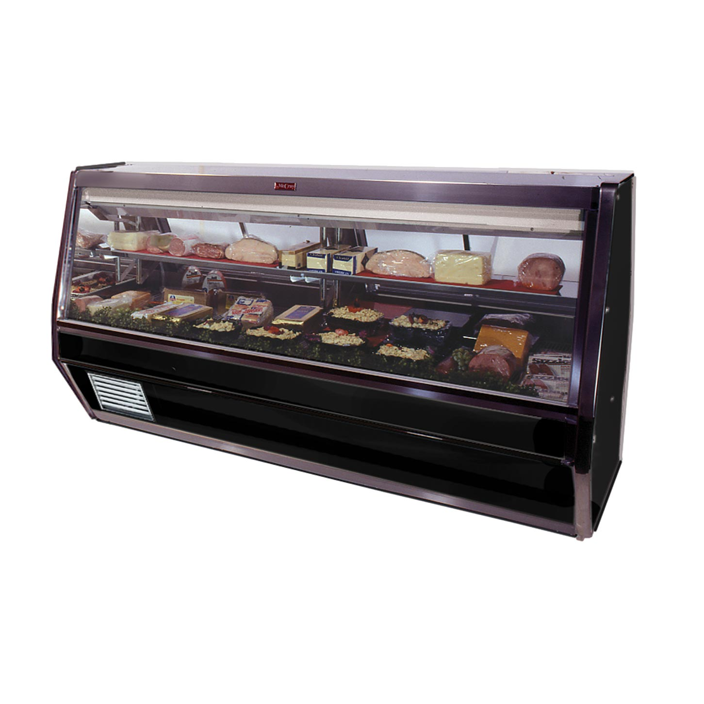 Howard-McCray SC-CDS40E-4-BE-LED display case, refrigerated deli