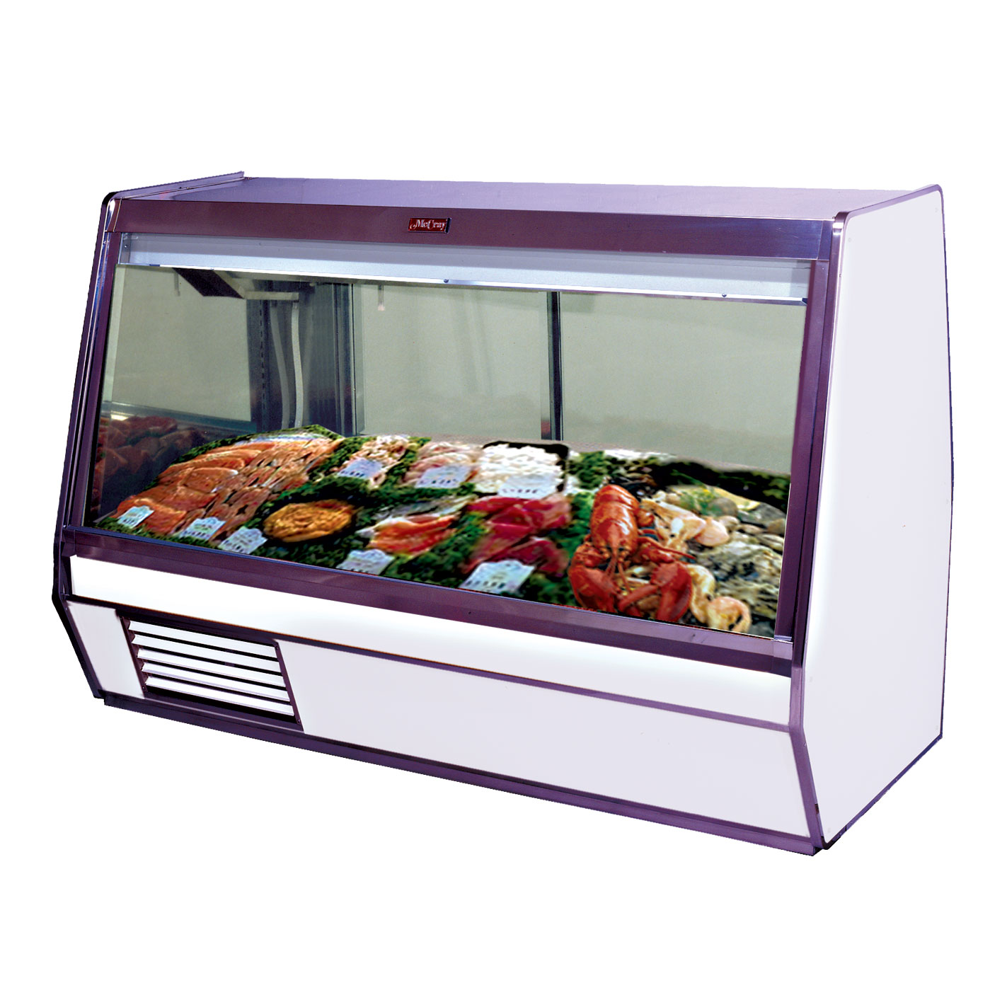 Howard-McCray SC-CFS32E-4-LED display case, deli seafood / poultry