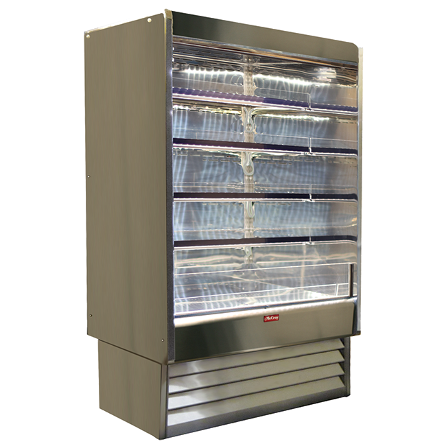 Howard-McCray SC-OD35E-48-S-LED merchandiser, open refrigerated display