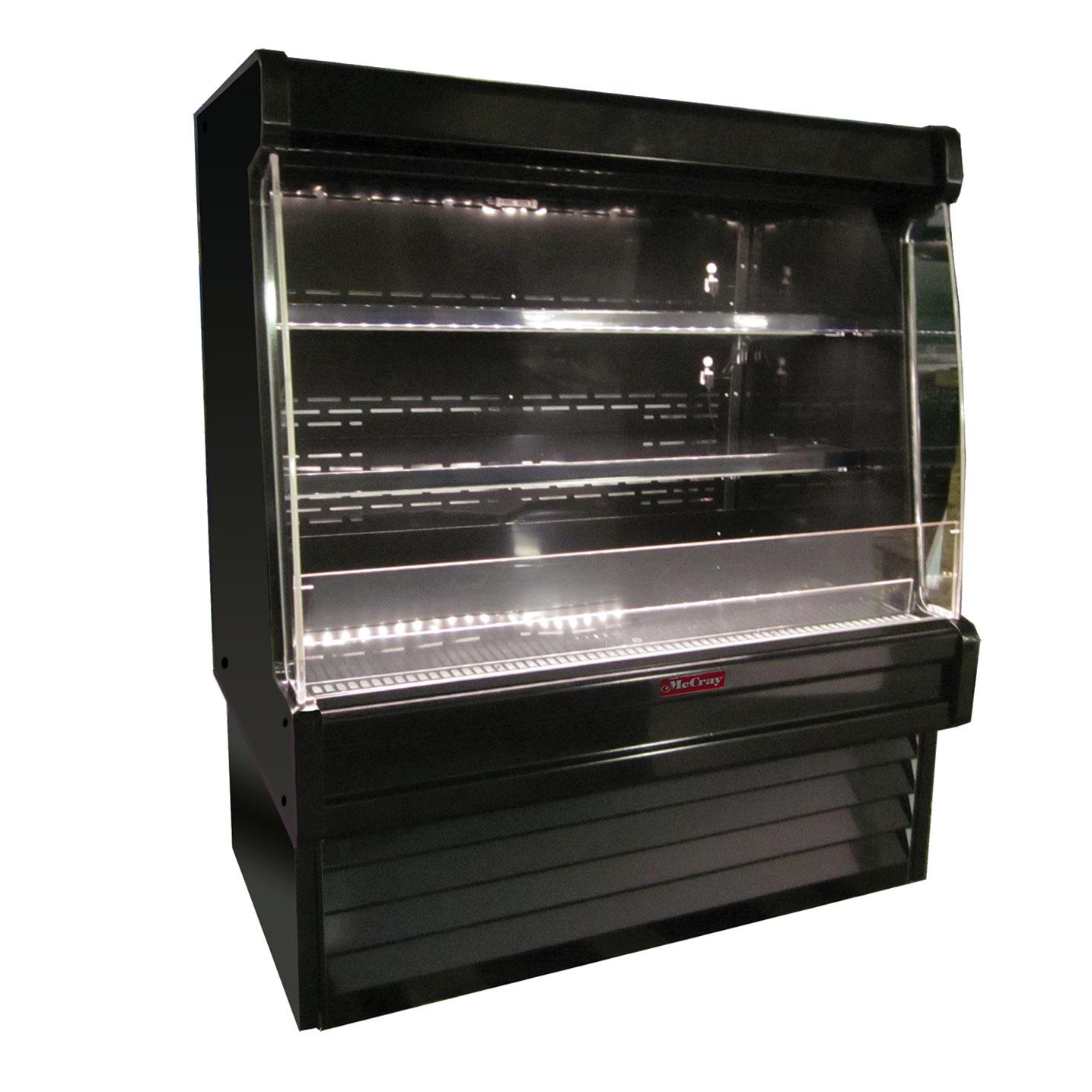 Howard-McCray SC-OP35E-5L-B-LED display case, produce