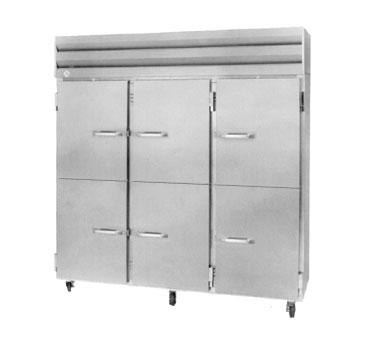 Howard-McCray SF75-H-FF freezer, reach-in