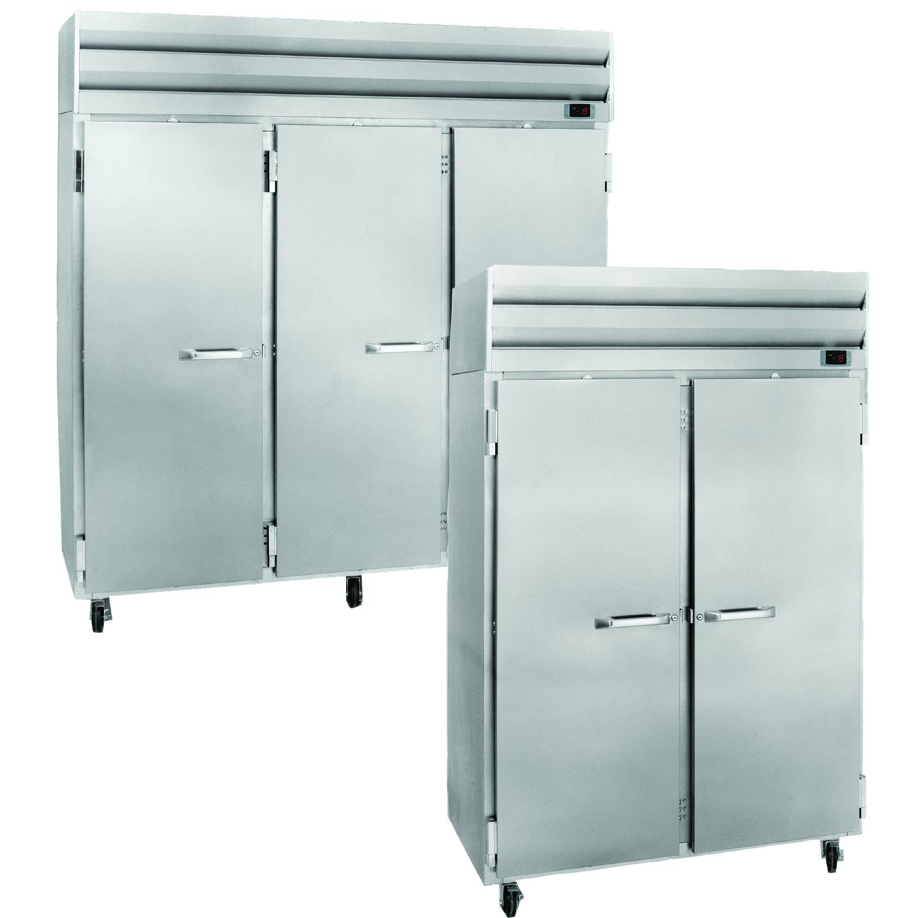 Howard-McCray SR75 refrigerator, reach-in