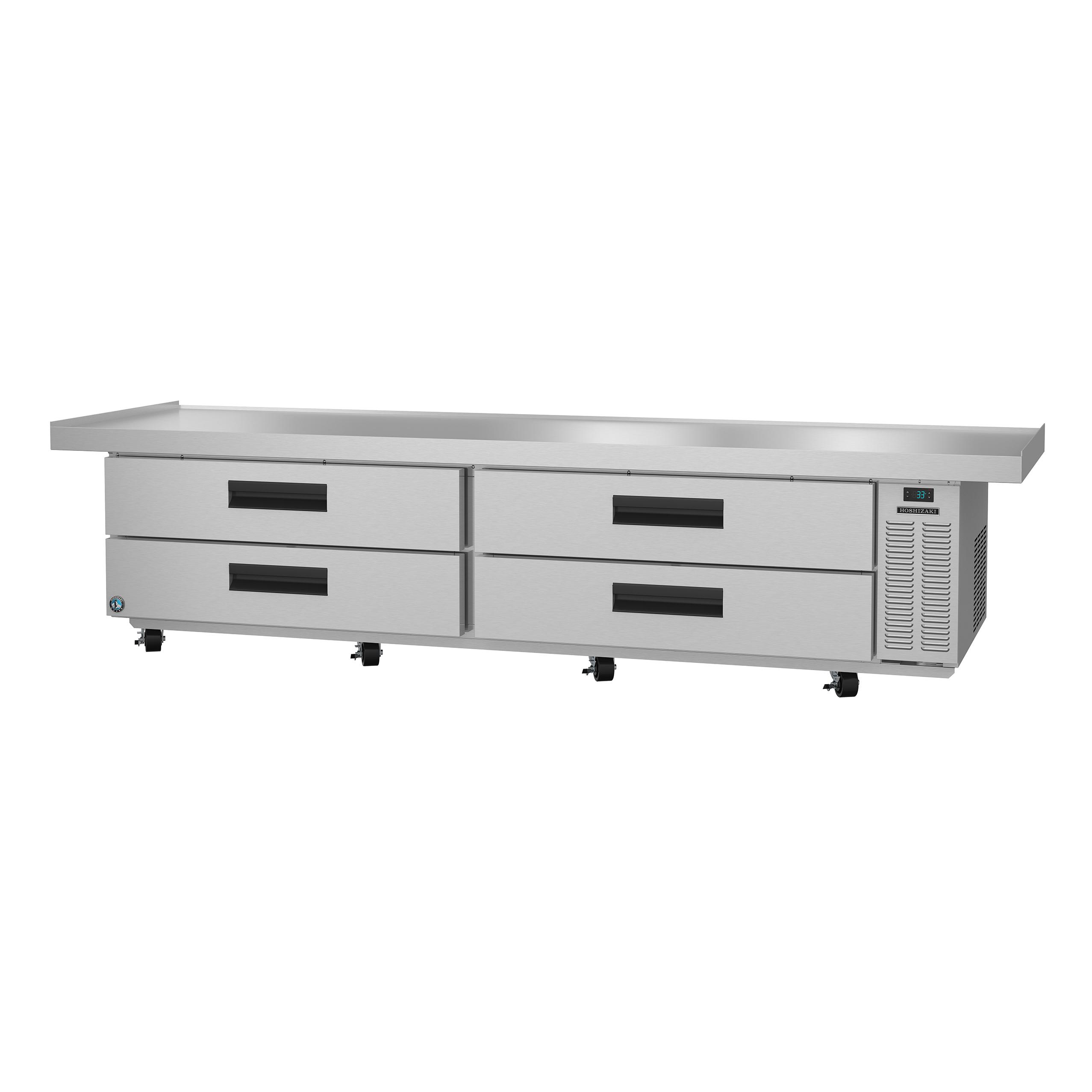 Hoshizaki CR110A equipment stand, refrigerated base