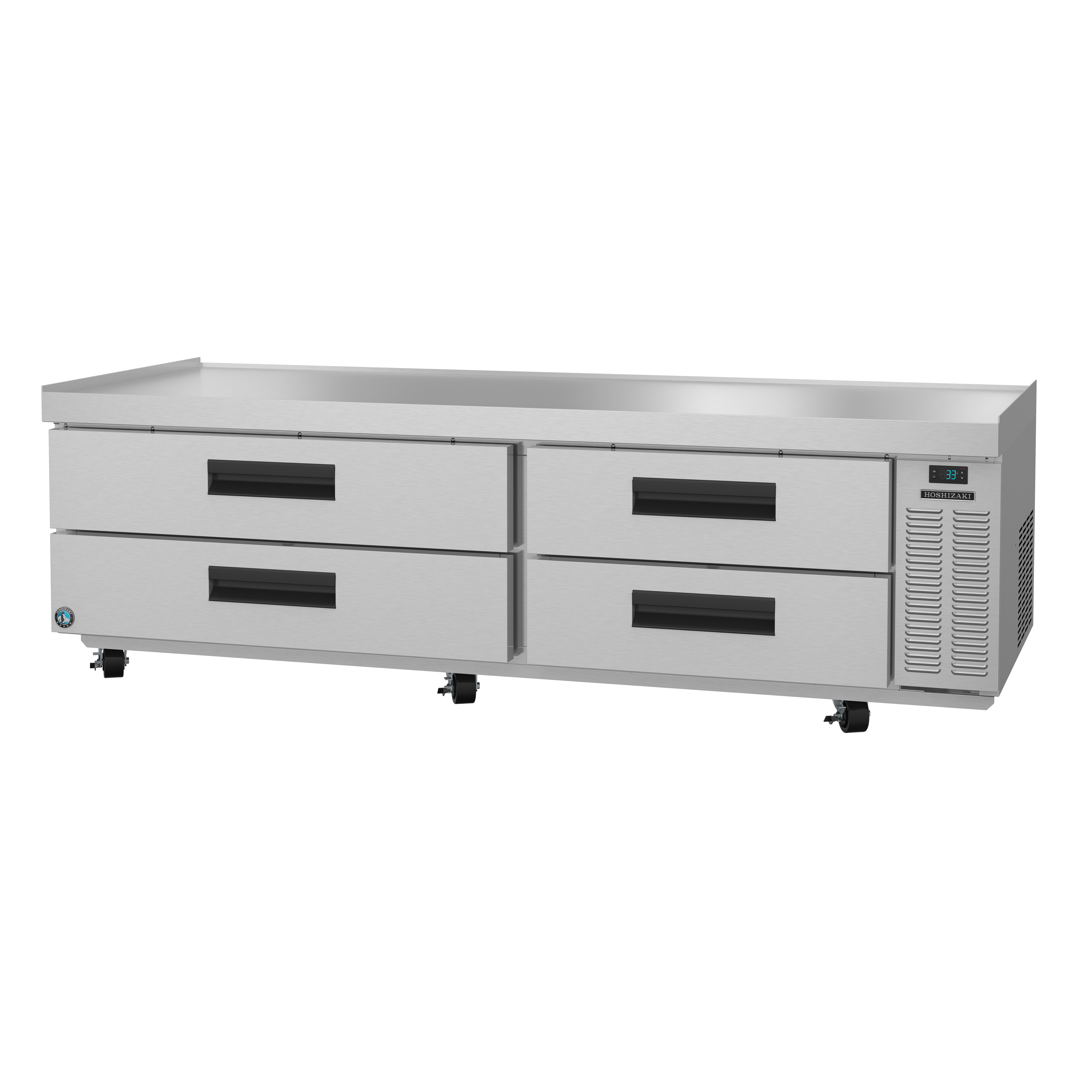 Hoshizaki CR85A equipment stand, refrigerated base