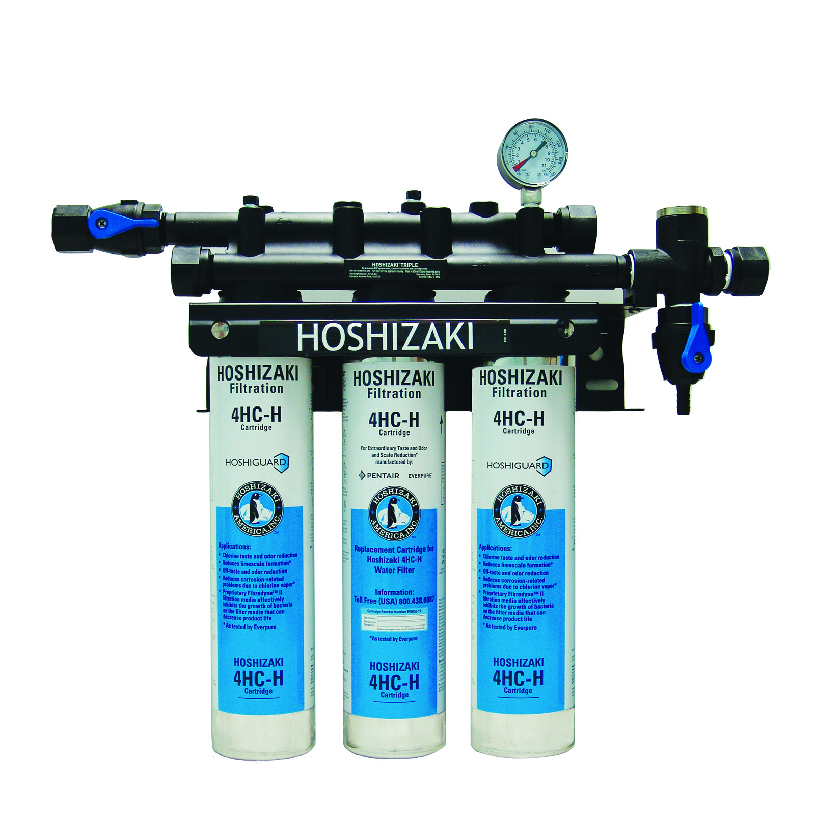 Hoshizaki H9320-53 water filtration system, for ice machines