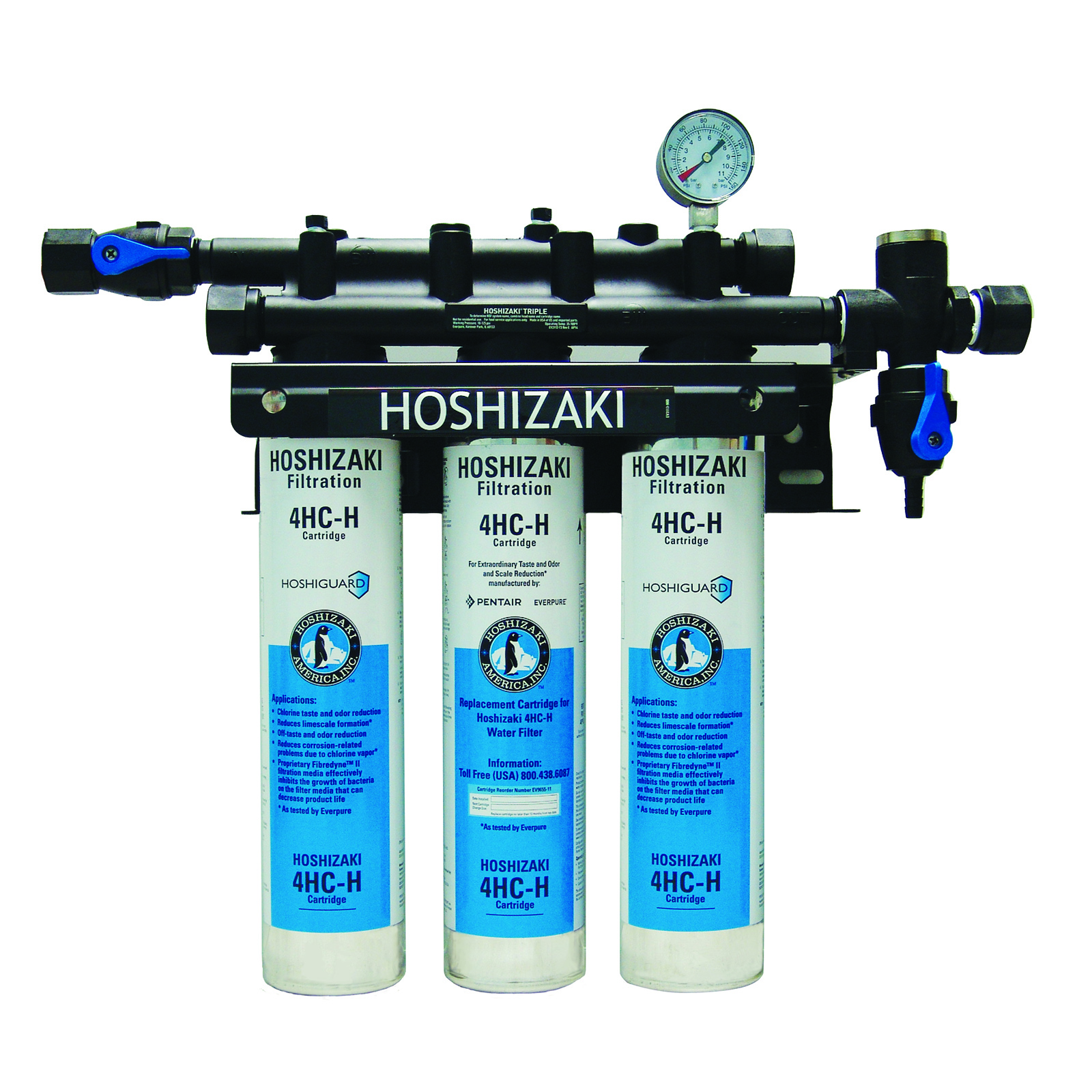 Hoshizaki H9655-06 water filtration system, cartridge