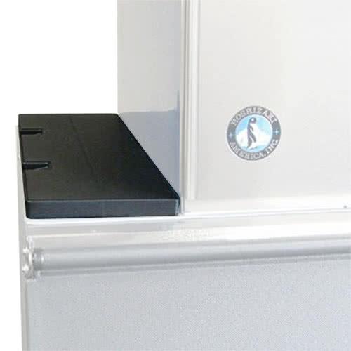 Hoshizaki HS-2035/HS-2033 ice cubers, ice storage & ice dispensers