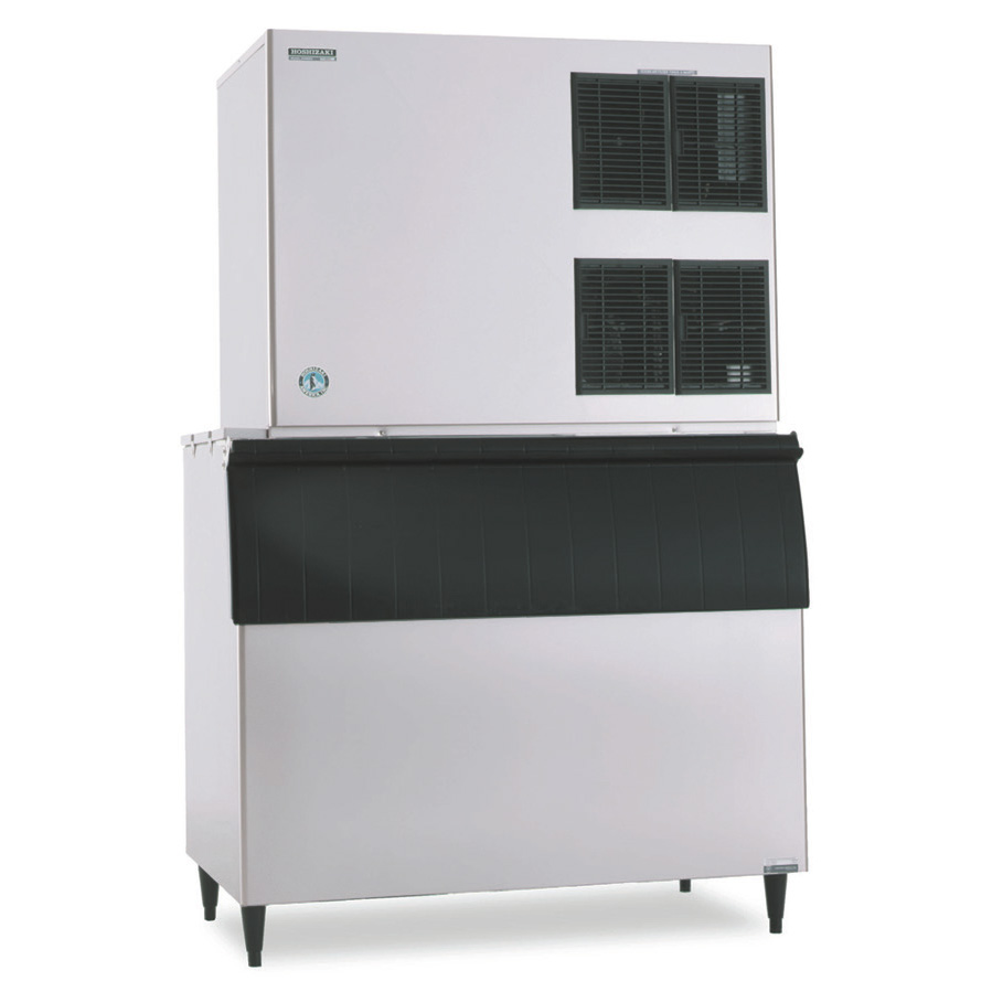 Hoshizaki KM-1900SWJ3 ice cubers, ice storage & ice dispensers