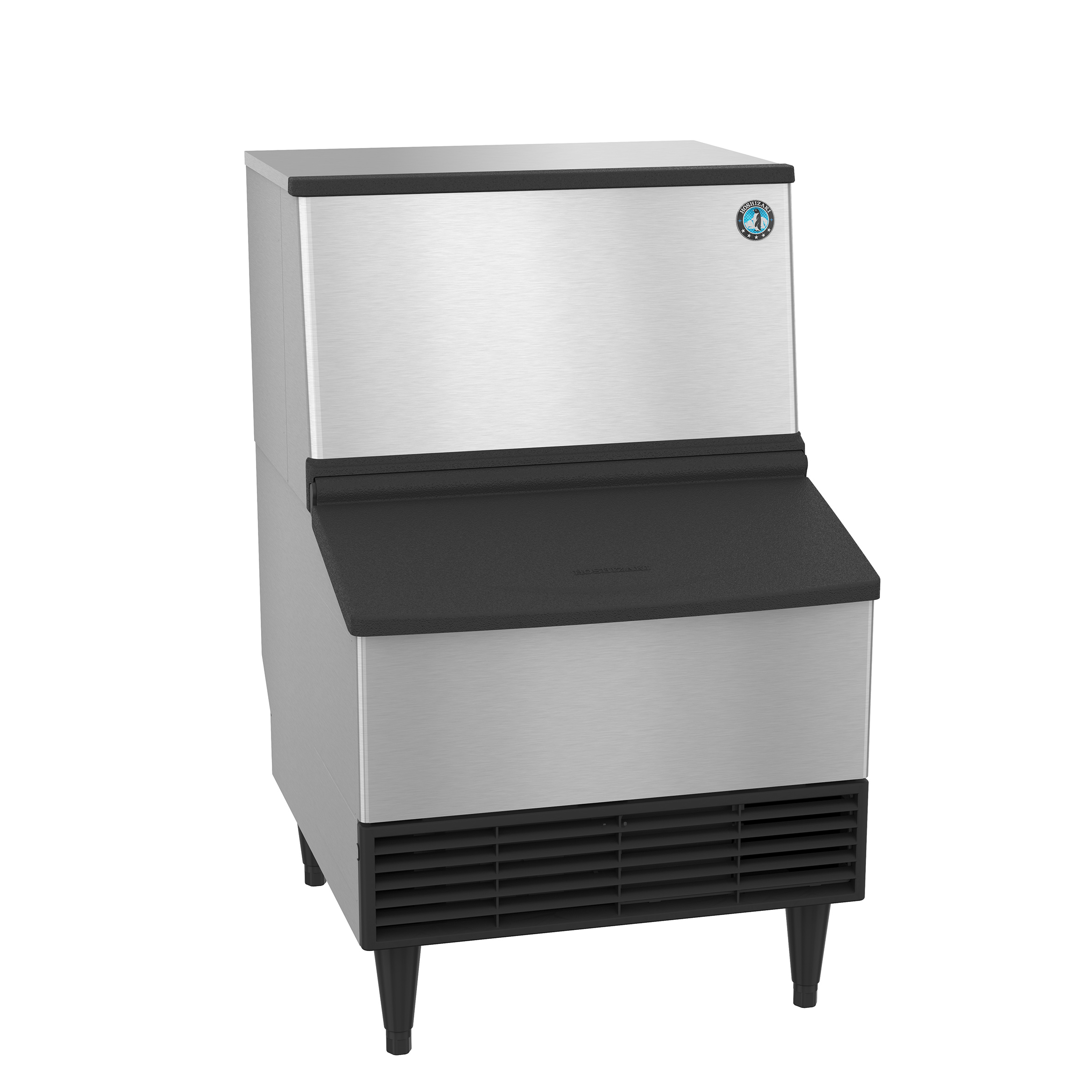 Hoshizaki KM-230BAJ ice maker with bin, cube-style
