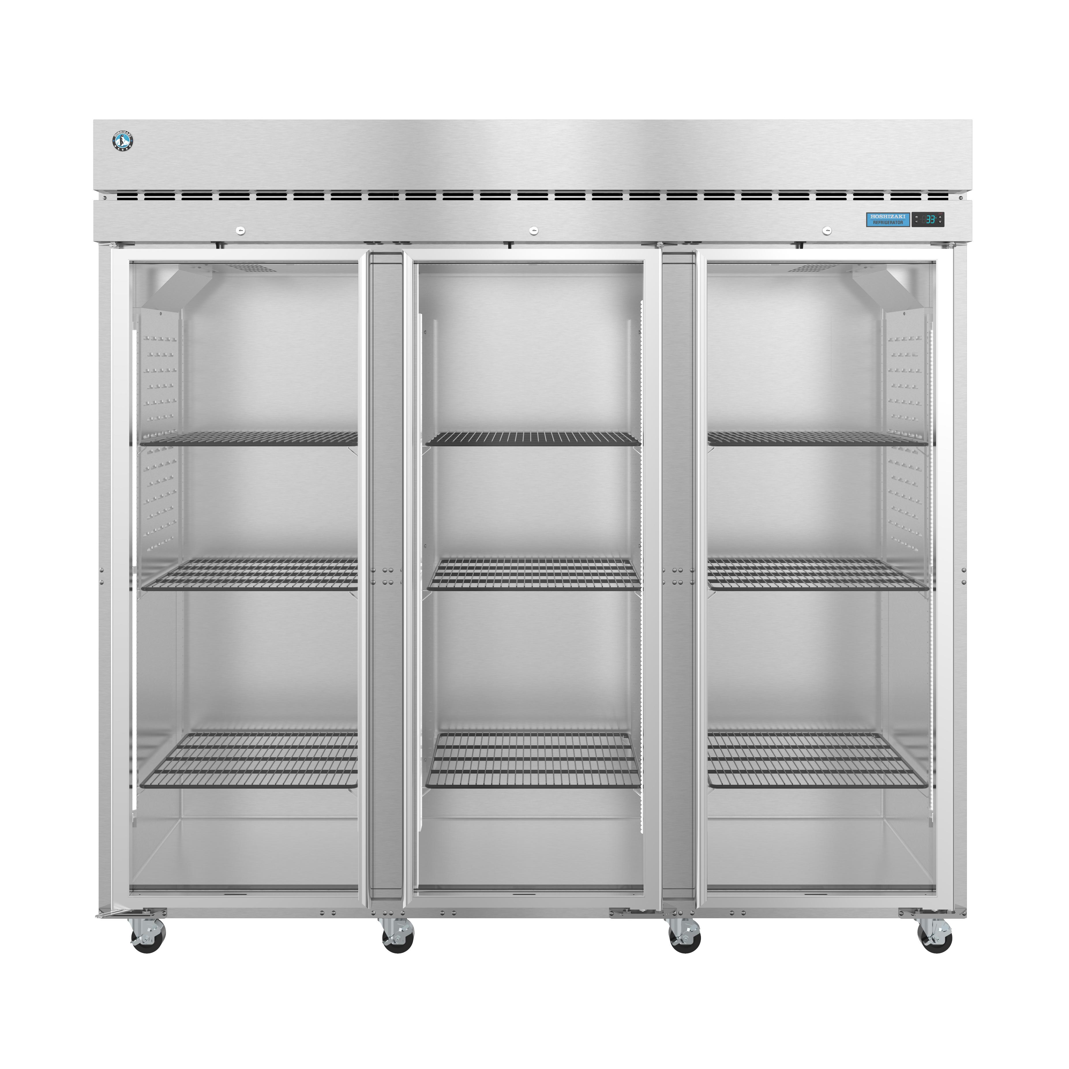 Hoshizaki R3A-FG refrigerator, reach-in