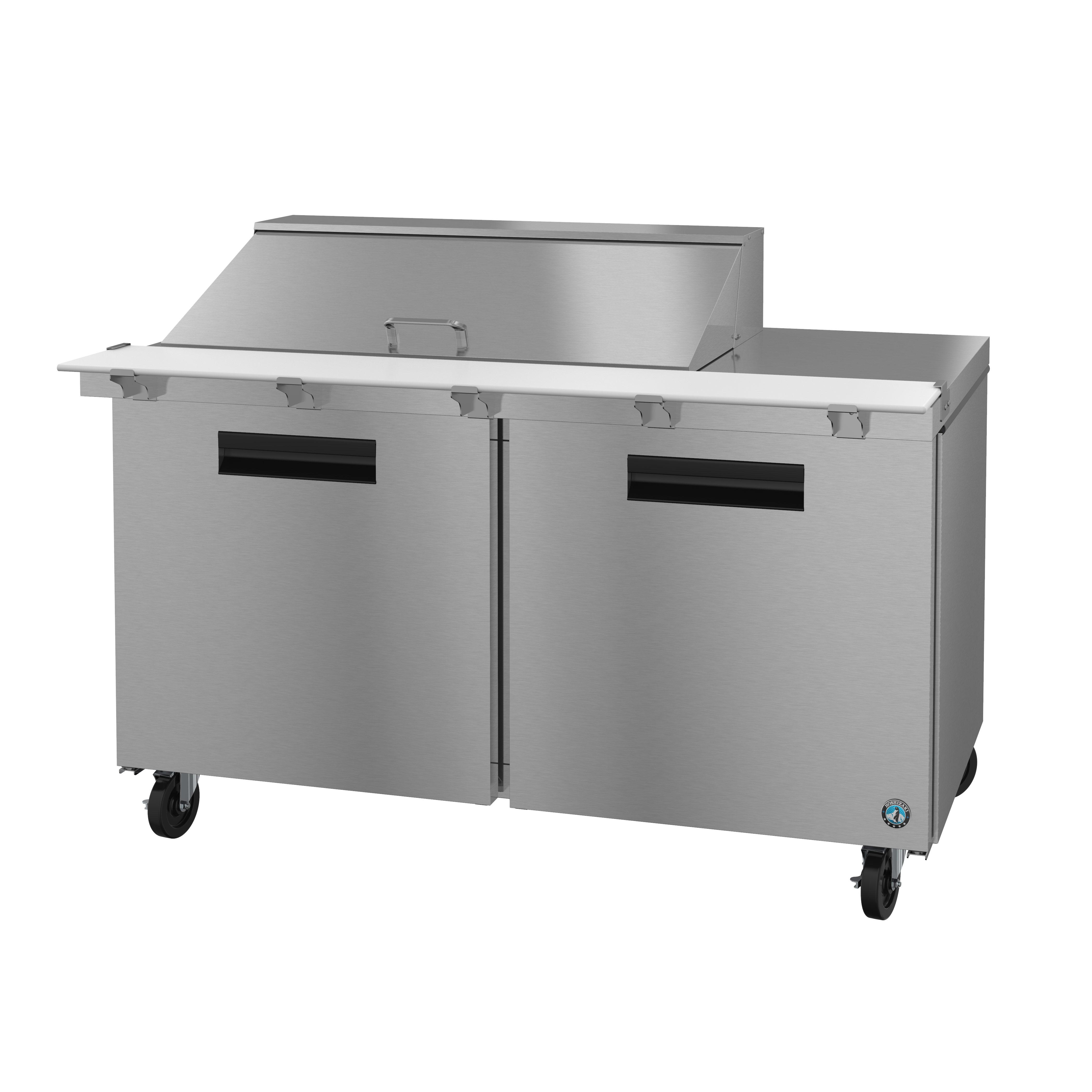 Hoshizaki SR60A-18M refrigerated counter, mega top sandwich / salad unit
