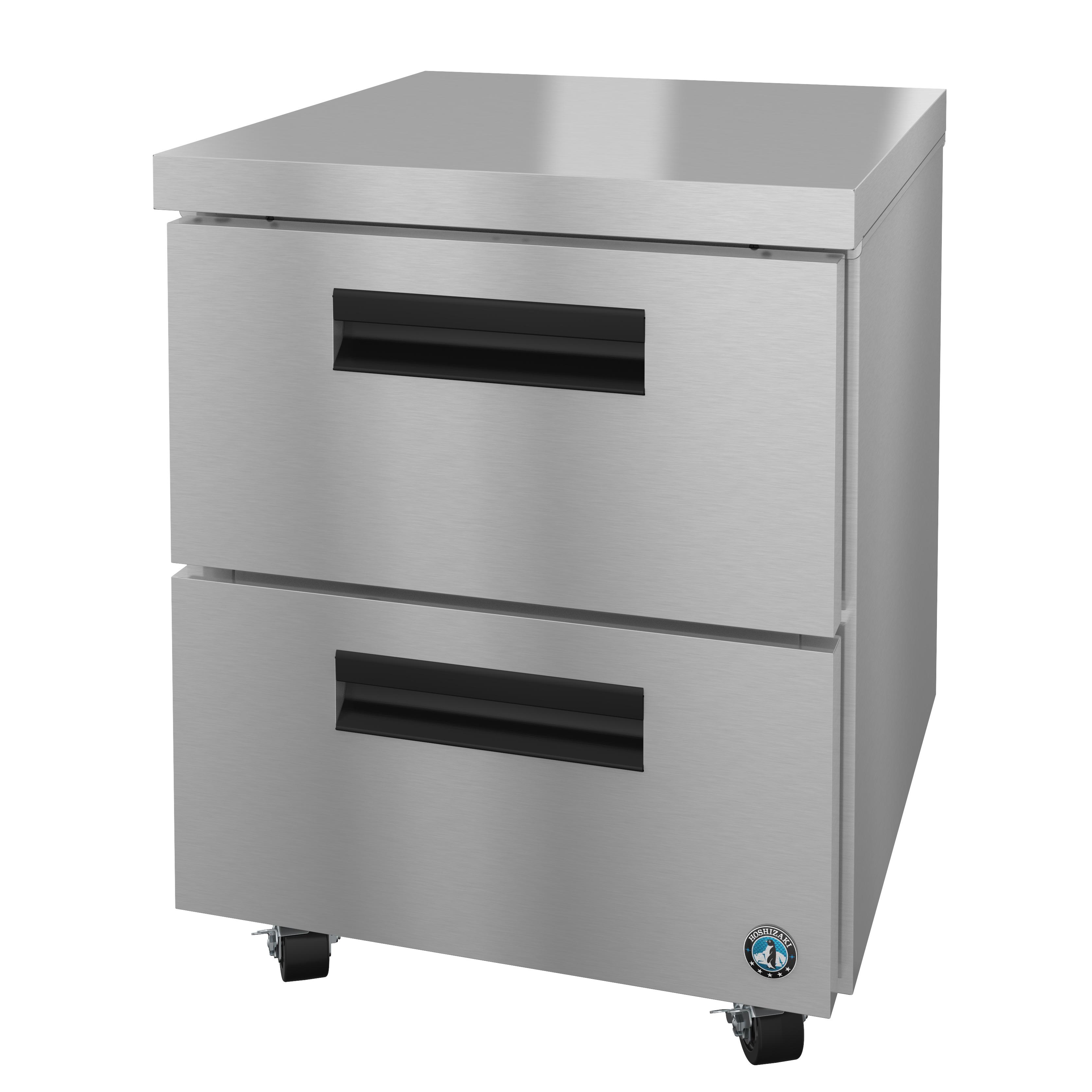 Hoshizaki UR27A-D2 refrigerator, undercounter, reach-in