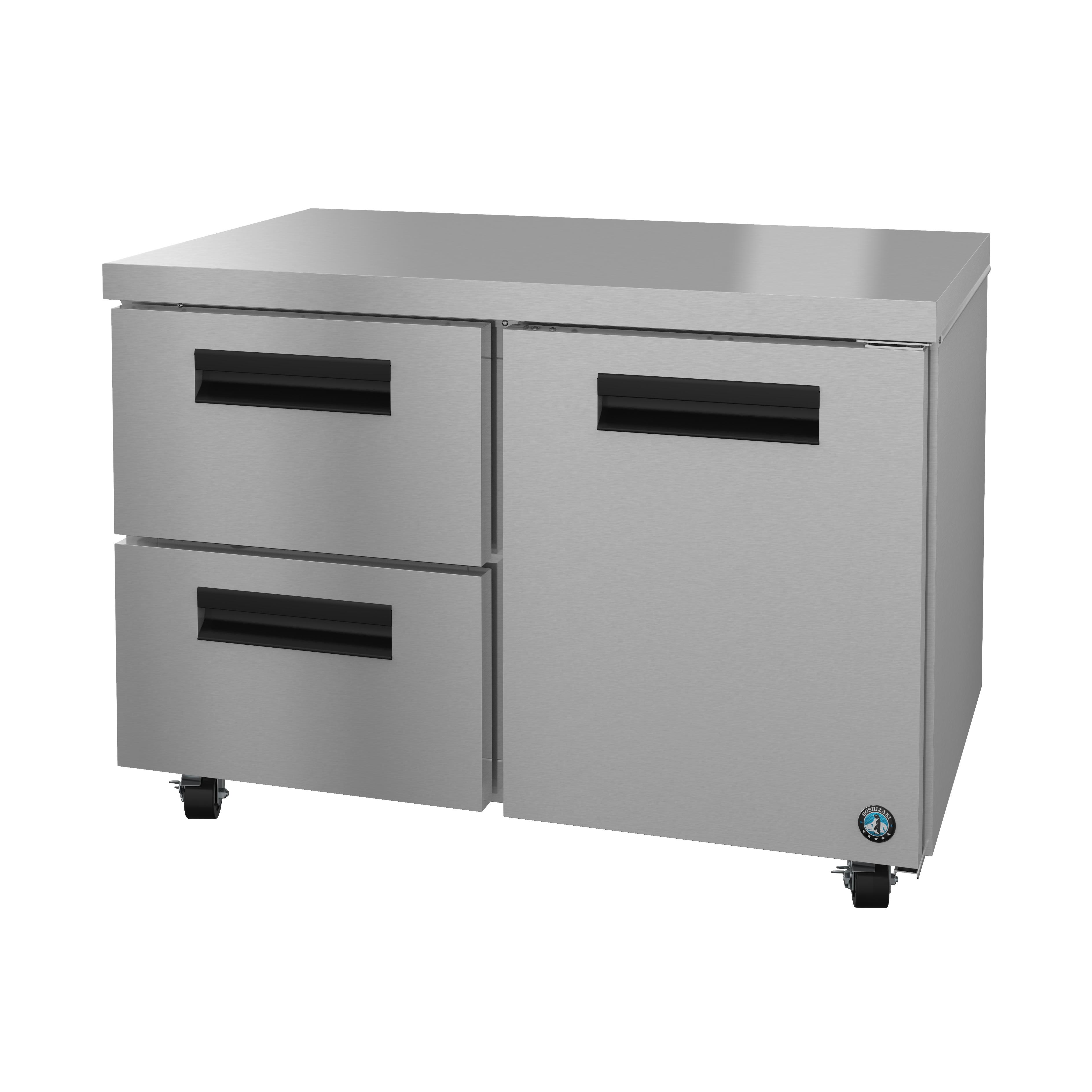 Hoshizaki UR48A-D2 refrigerator, undercounter, reach-in