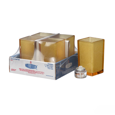 Hollowick 6109AJ-4 candle lamp / holder