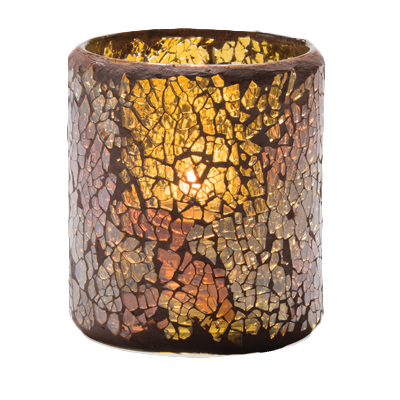 Hollowick 6301G candle lamp / holder