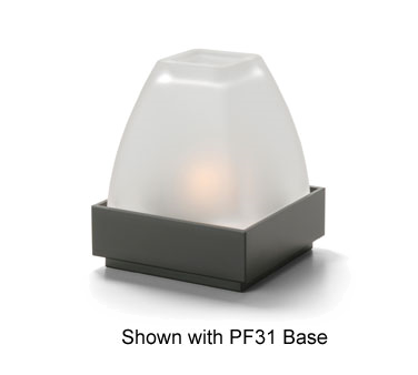 Hollowick 67SC candle lamp globe