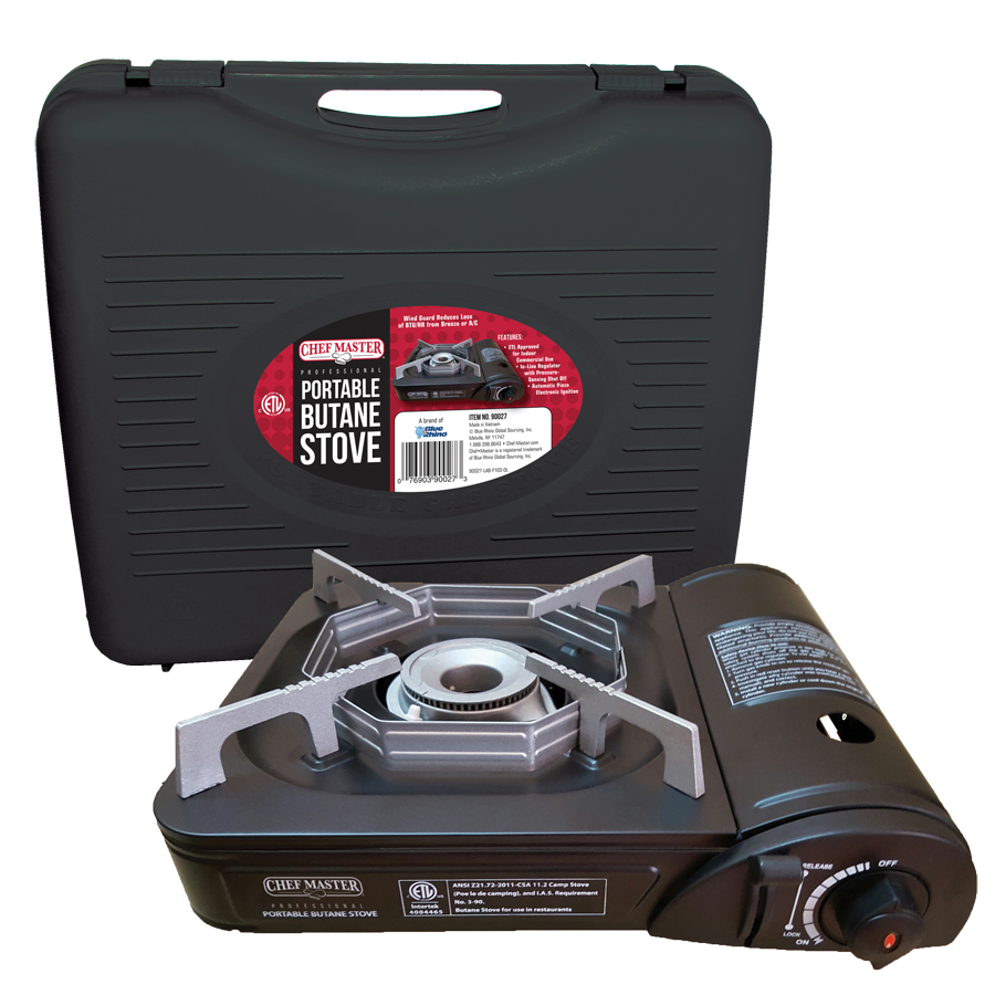 Hollowick CMST-9K butane fuel & accessories