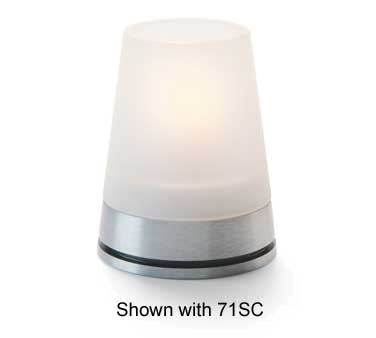 Hollowick GEM29 candle lamp base