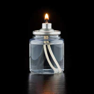 Hollowick HD12TALL candle, liquid wax
