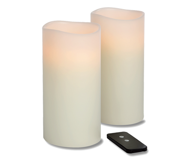 Hollowick WP48ITR candle, flameless