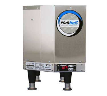 Hubbell Water Heaters J35.7A booster heater, electric