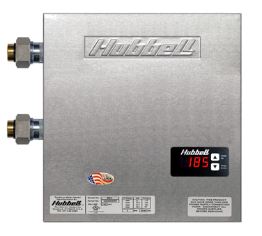 Hubbell Water Heaters JTX027-3S booster heater, tankless, electric