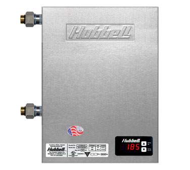 Hubbell Water Heaters JTX033-6S booster heater, tankless, electric