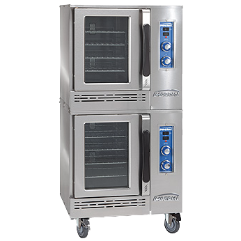 Imperial HSICVE-2 convection oven, electric