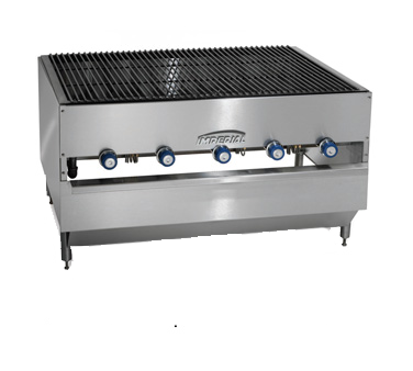 Imperial ICB-6036 chicken charbroiler, gas