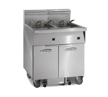 Imperial IFSSP250EC fryer, electric, multiple battery