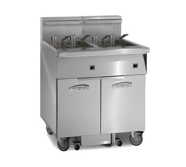 Imperial IFSSP250EUC fryer, electric, multiple battery