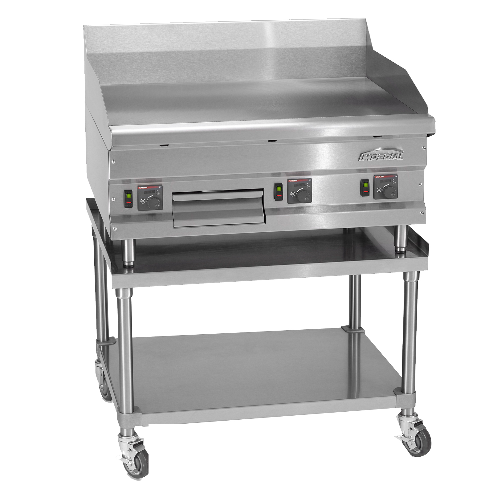 Imperial IHEG-48 griddle, gas, countertop