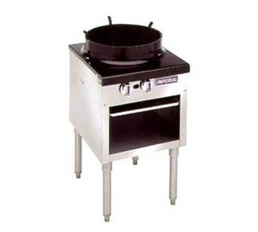 Imperial ISP-18-W range, wok, gas