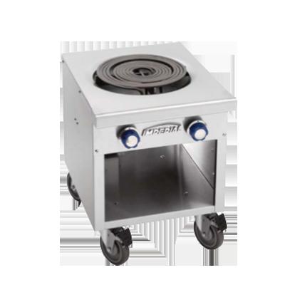 Imperial ISPA-18-2-E range, stock pot, electric