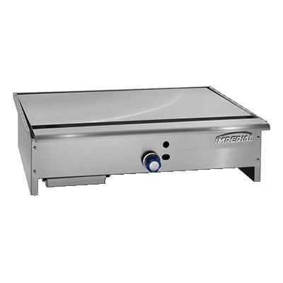 Imperial ITY-48 teppanyaki griddle, gas