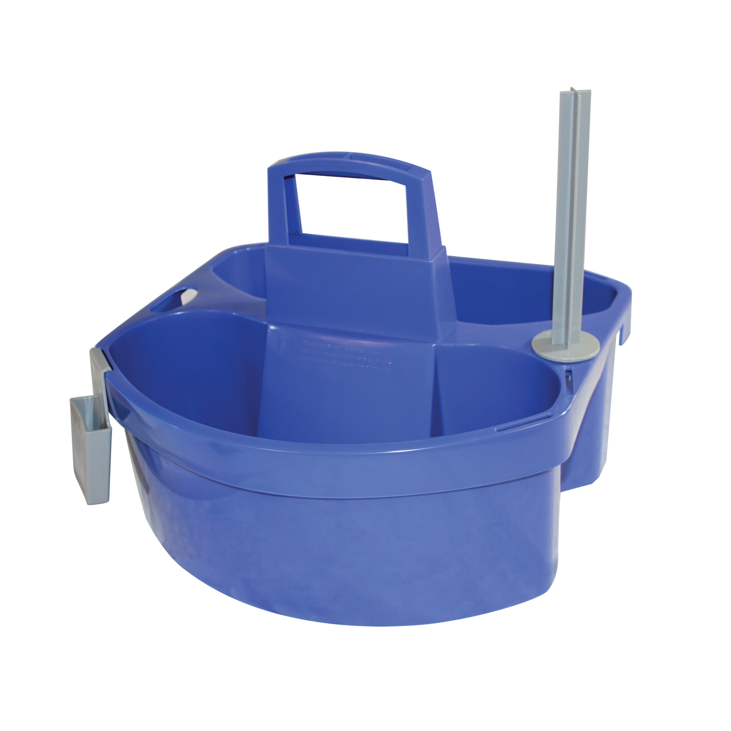 Impact Products 1850 janitor cart, accessories