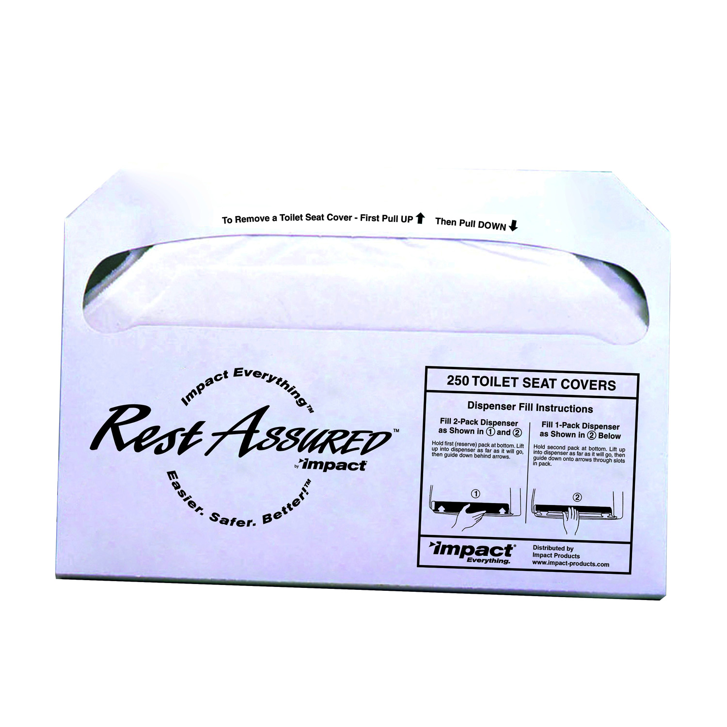 Impact Products 25177673 toilet seat cover